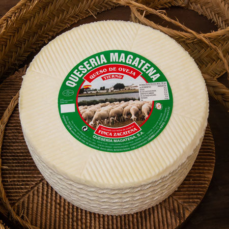 queso de oveja tierno zacatena