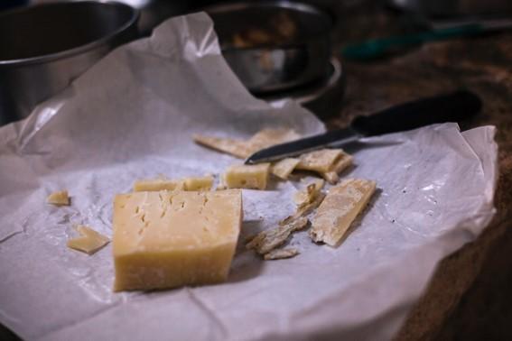 como conservar queso zacatena