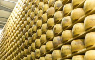 proceso de curación del queso