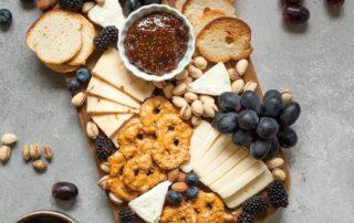 tabla de quesos zacatena