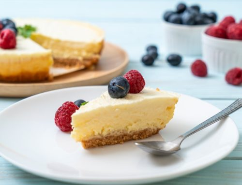 Receta de tarta de queso manchego